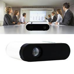 0C5B 500 Lumens P7 Mini Projector LED Projector HD Video Gam