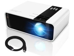 1080P HD Phone Movie Video Projector Mini Home Theater HDMI