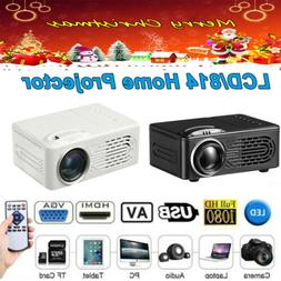 15W LCD/814 Mini LED Projector Smart Android Wifi Projectors