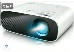 ELEPHAS 2020 Mini Movie Projector 5000 LUX Full HD 1080P Vid