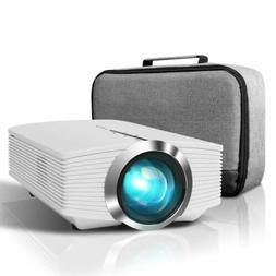 ELEPHAS 3200 Lux Mini Projector, Home Theater Video Projecto