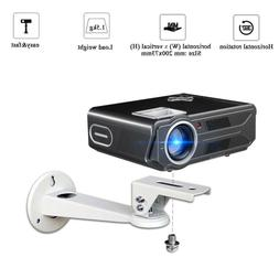 360° Universal Mini Projector Monitor Ceiling Wall Mount Br