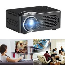 7000 Lumens 3D 1080P Full HD Mini Projector LED Multimedia H