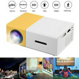 4K HD 1080P LCD LED Android Wifi Smart 3D Home Theater Proje
