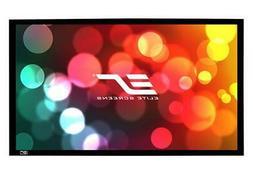 Elite Screens Sable Frame Series, 114-inch Diagonal 16:10, A