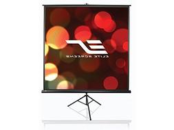 Elite Screens Tripod Series, 84-INCH 4:3, Adjustable Multi A