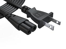OMNIHIL  AC Power Cord for Meyoung TC80 LED Mini Projector,