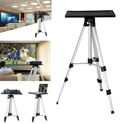 Height Adjustable Laptop Projector Stand Mount Tripod For Pr