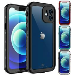For Apple iPhone 12 Pro Max 12 Mini Case Waterproof Shockpro
