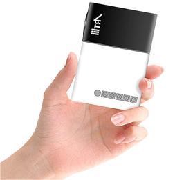 Artlii Pico LED Mini Projector Display Smartphone Mobile Por