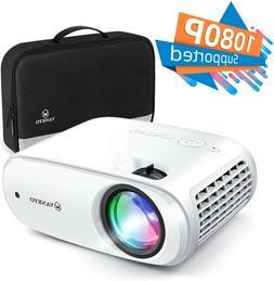 VANKYO Cinemango 100 Projector for Outdoor Movies, 4500Lux M