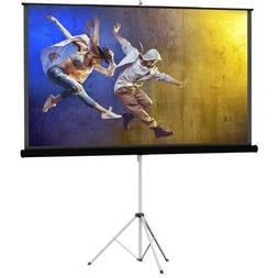 DA-LITE 93886 - PICTURE KING TRIPOD SCREEN 45x80  16:9 - BLA