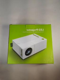 DeepLee Portable Mini LED Projector Home Cinema Theater - DP
