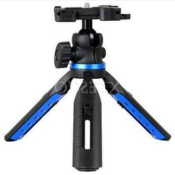 Desktop Mini Tripod DSLR for Phone Sports Cameras Projectors