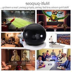 Haier DLP Mini Projector1080P Home Cinema Projector Wifi for