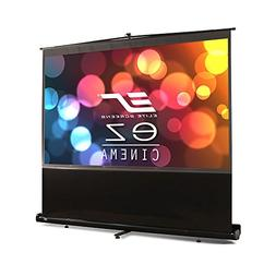 Elite Screens ezCinema Series, 84-INCH 16:9, Manual Pull Up