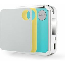 ViewSonic Flex Beam M1 Mini Plus Portable Beam Projector Sma
