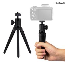 Foldable Mini Tripod Travel Selfie Compact fr Phone Camera T