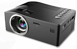 Fosa UC18 Mini Portable video Projector, Full HD 1080P LCD L