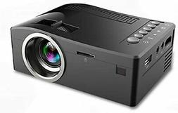 Fosa UC18 Mini Portable video Projector, Full HD 1080P LCD L