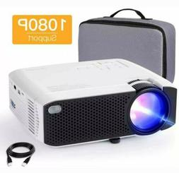 full hd 1080p 4000 lumens portable home