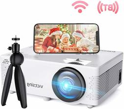 Full HD 1080P 4200 Lumens Mini Wireless Bluetooth WiFi Home