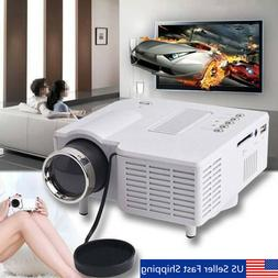 Full HD 1080P Home Theater LED Mini Multimedia Projector Cin