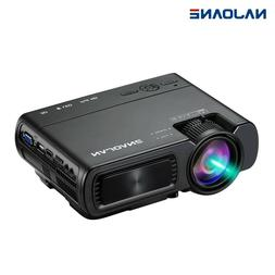 full hd mini portable projector 1080p led