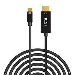 Mini DisplayPort to HDMI, ICZI Thunderbolt to HDMI  Adapter