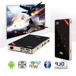 H96P - Amlogic S905X Quad Core 4K DLP  Mini Projector