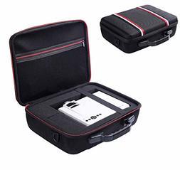Esimen Hard Travel Case for DBPOWER T20 1500 Lumens LCD Mini