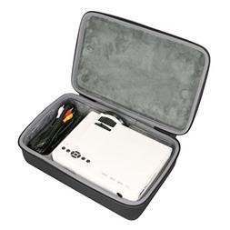 Hard Travel Case for RAGU Z400 Mini Projector Multimedia Hom