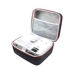 Hard Travel Case Bag for DBPOWER T20 1500 Lumens LCD Mini Mo