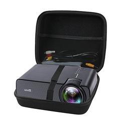 Hermitshell Hard Travel Case Fits Ragu Z400 1600 Lumens Mini