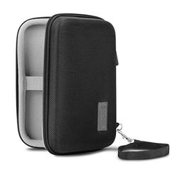 USA Gear Hard Shell Travel Case Compatible with DLP Mini Pro