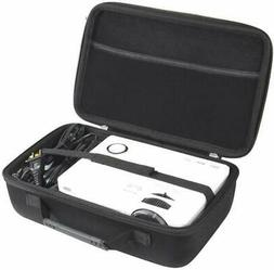 Hermitshell Hard Travel Case Fits QKK  Mini Projector Full H