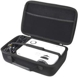 Hermitshell Hard Travel Case for QKK Mini Projector 4500Lume