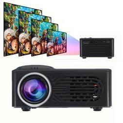 HD 1080 Mini LED Projector Home Small Projectors Theater Cin