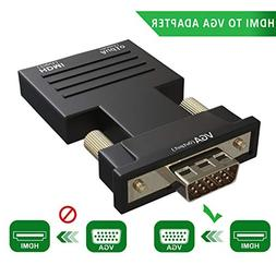 RatSmart HDMI Female To VGA Male Adapter Converter 1080P - 3