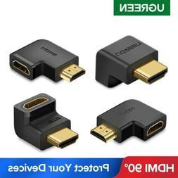 UGREEN HDMI Male to Female Converter Adapter Extender Fr HDT