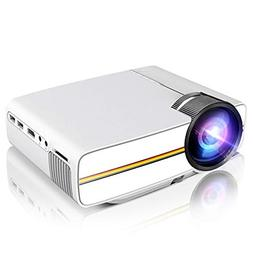 Porjector,LoongSon Home theater Video Projector 1080P, LED L