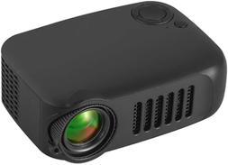 Kids Projector Mini Pocket Projector Portable Video Projecto