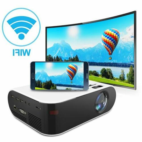 1080P 4K Android Bluetooth Home Theatre HDMI