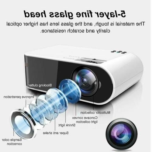 1080P Bluetooth Home