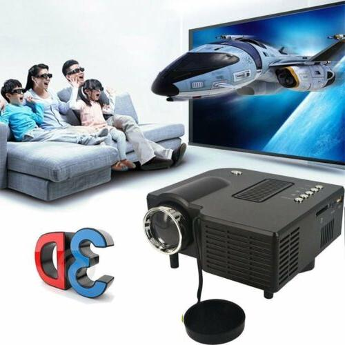 1080P Mini Home Theater Cinema AV Lot