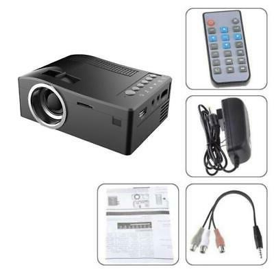 7000 3D HD 1080P Projector LED Multimedia Theater
