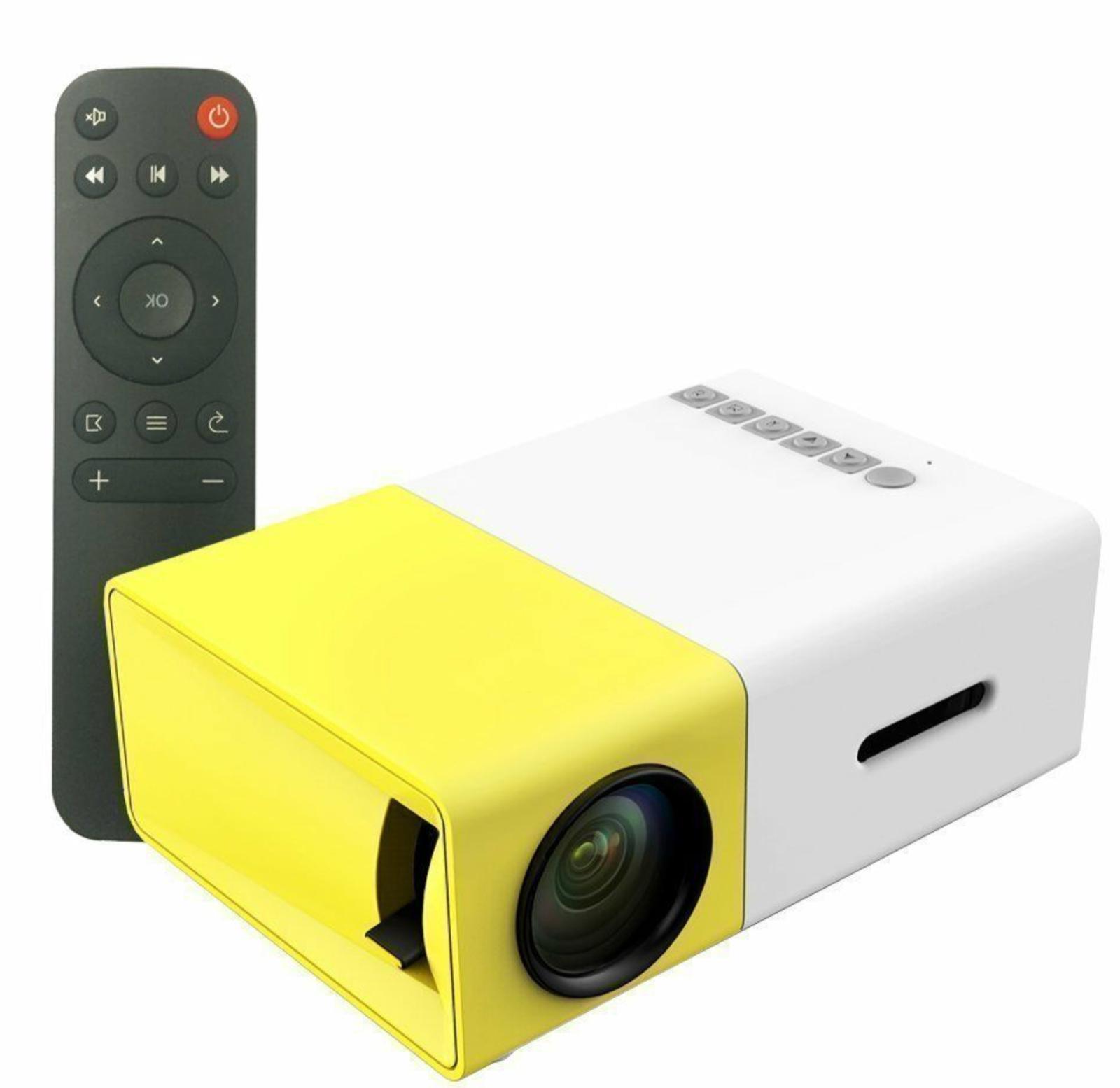 1080P Home USB HDMI YG300 SD LED