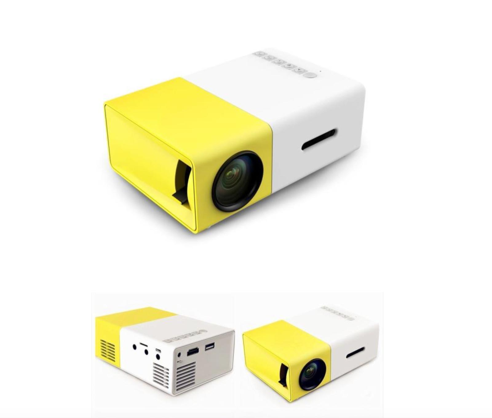 1080P Home USB YG300 SD Mini LED