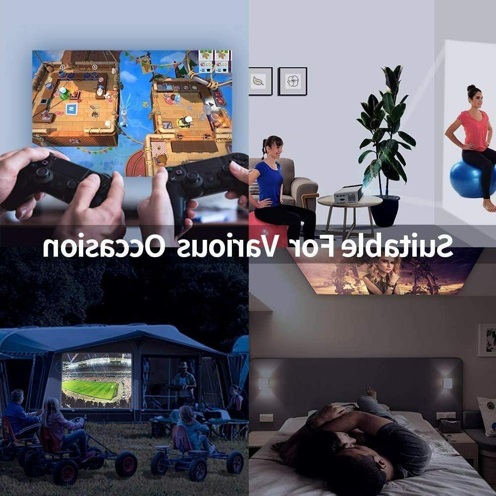 1080P Video Mini Home Theater Screen