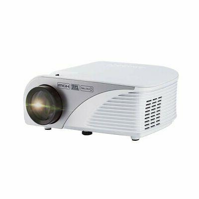 1080P Mini 3D Projector Cinema Theater USB AV